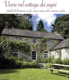 Gioiello del diciottesimo secolo, questo cottage nella campagna inglese
