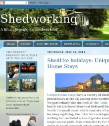 Shedlike holidays; Unique Home Stays