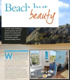 Beach Hut Beauty in Cornwall...